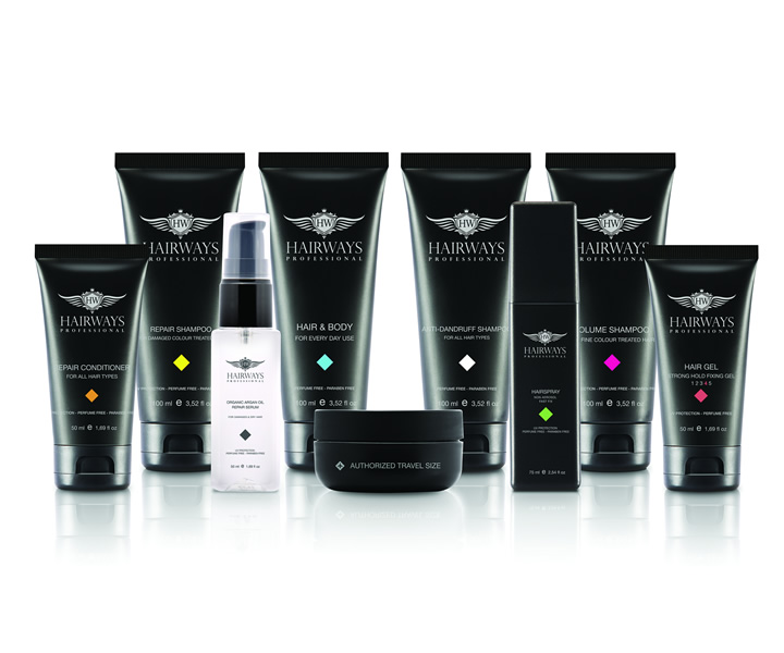 Hairways Products
