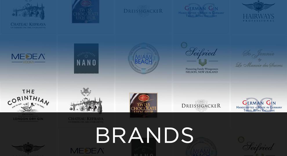 gtrd brands logos